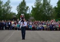 Школьники вспомнили последний звонок в Тверской области в прошлом году