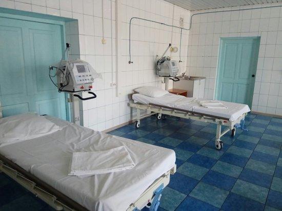 Резервные 600 коек для больных COVID-19 развернут в Забайкалье