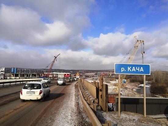 Дорогу Обход Красноярска перекроют на реконструкцию почти на 2 месяца