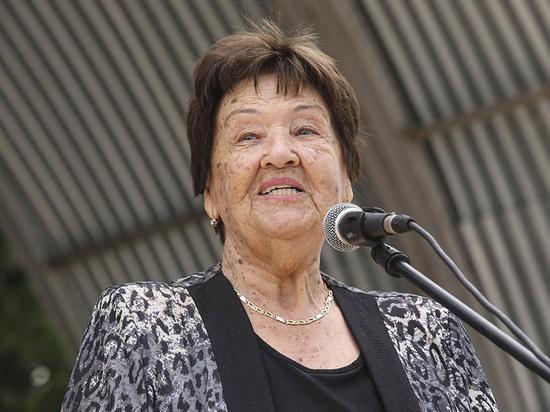 Умерла супруга космонавта Павла Беляева