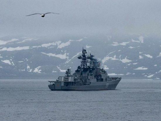 Эксперт объяснил повышение статуса Северного флота освоением новых территорий