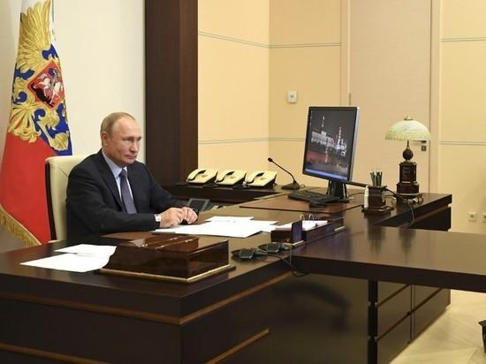 Путин назвал секрет величия русского языка