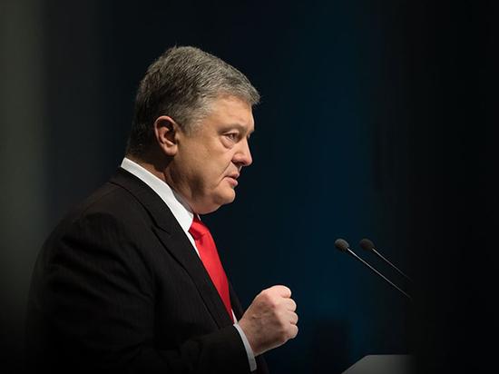Защита Порошенко подала в суд на генерального прокурора Украины