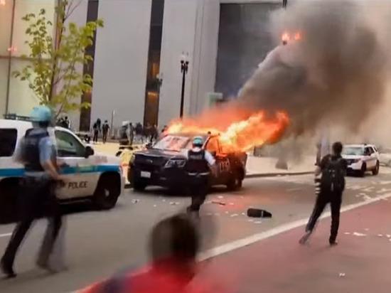 Замшефа полиции Нью-Йорка признал своим упущением мародерство во время протестов