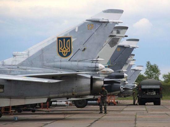 Во Львове разворовали на части прибывший на модернизацию МиГ-29