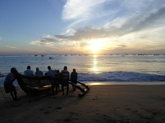 С 1 августа для туристов откроется Шри-Ланка