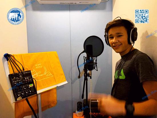 Юный певец из Забайкалья Толочкин победил в международном конкурсе