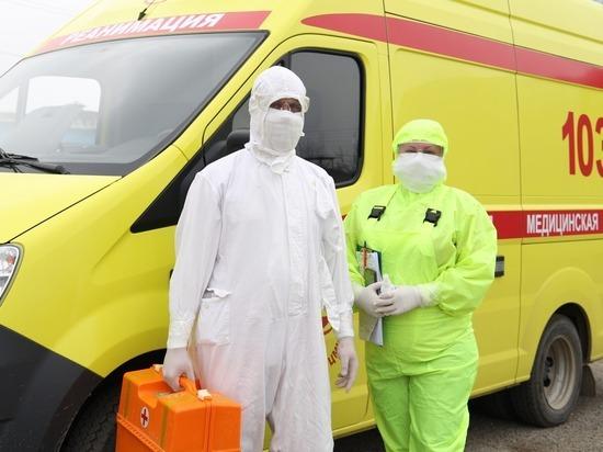 На Дону число заболевших коронавирусом увеличилось до 6 166 человек