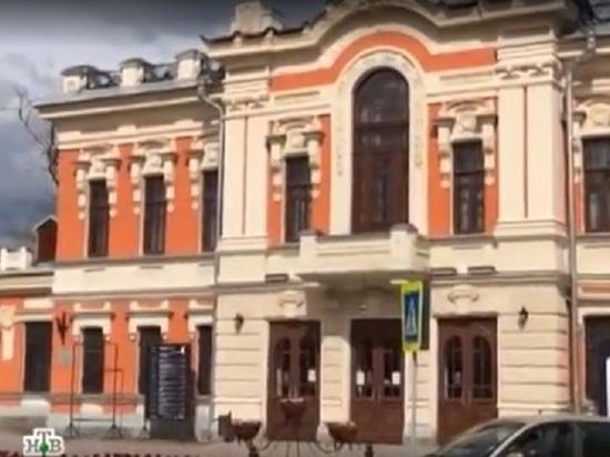 """О Псковском драмтеатре рассказали в программе """"Дачный ответ"""" на НТВ"""