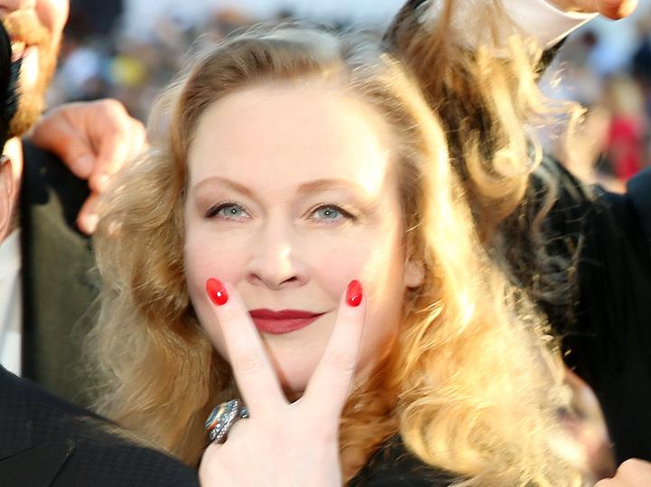 Юлия Ауг: актриса, которая надеется только на себя
