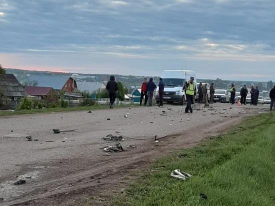 Башкирского депутата, скрывшегося с места аварии, лишили прав и исключили из партии