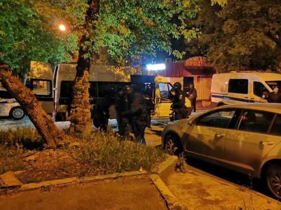 Причиной стрельбы на улице Строителей стал снесенный унитаз