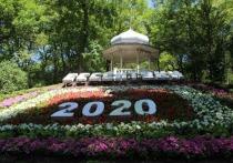В Ессентуках открыли достопримечательность курорта – Цветочный календарь
