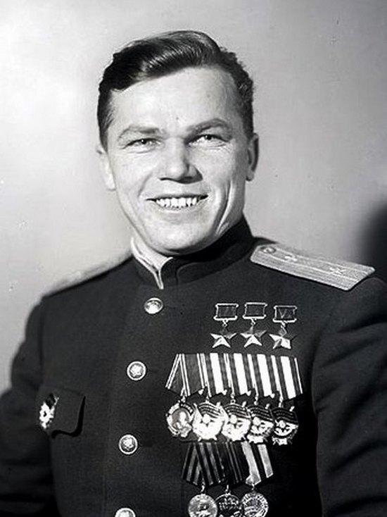 Трижды Герой Иван Кожедуб всю войну летал на любимом «жеребце»