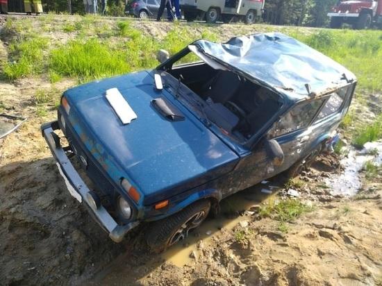 О пользе соблюдения правил: ДТП на шоссе Кострома-Шарья обошлась без травм благодаря автокреслам