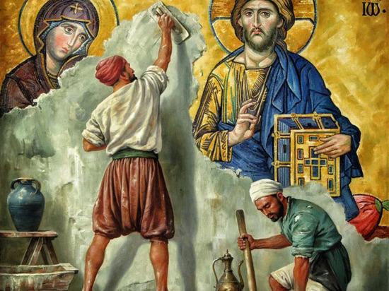 Власти Турции рассмотрят возможность возвращения собору Святой Софии статуса мечети