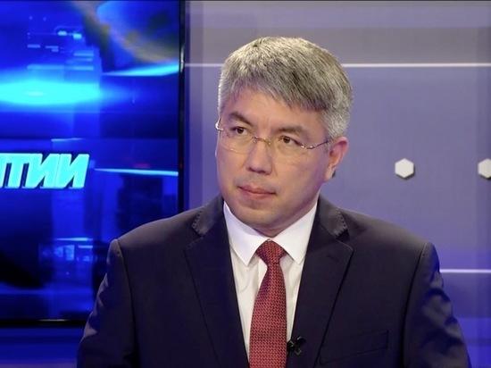 Глава Бурятии: «Никто не знает, пойдет ли Владимир Владимирович еще на один срок»