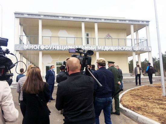 Что на самом деле происходит в военном «ковидном» госпитале в Улан-Удэ
