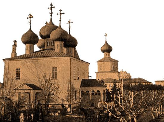 Трудные подростки будут помогать благоустраивать тверской монастырь