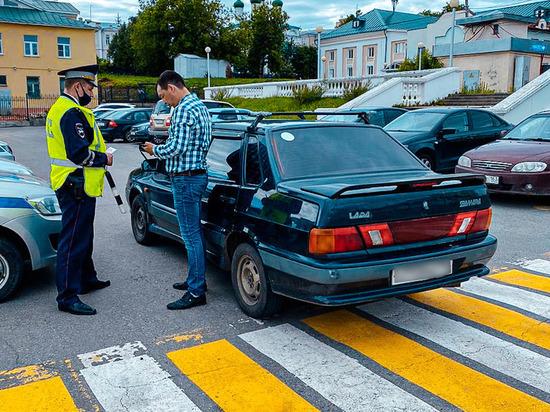 В Чувашии за день автоинспекторы поймали 100 пешеходов-нарушителей