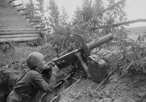 Профессии победителей. В Великую Отечественную войну огнем пулеметов компенсировали недостаток артиллерии