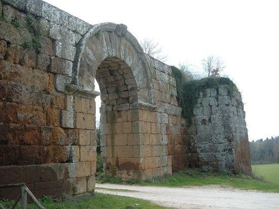 Археологи с помощью уникальной технологии обнаружили целый древнеримский город