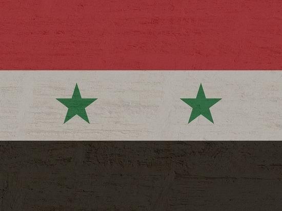 СВУ взорвалось напути патруля военной милиции РФвСирии