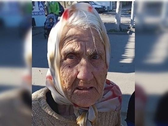 В Шахтах пропала 82-летняя женщина