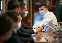 Неутвержденное интервью Зеленского вызвало скандал на Украине