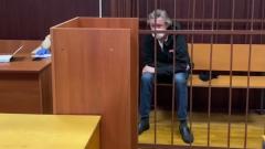 Михаил Ефремов расплакался в суде на видео