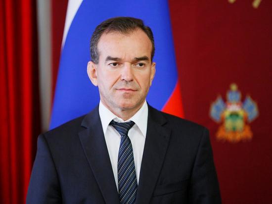 «Единая Россия» поддержала кандидатуру действующего губернатора Кубани на предстоящих выборах