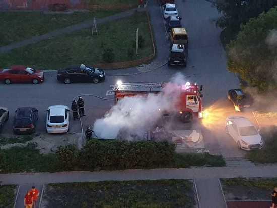Злоумышленникам не удалось устроить большой пожар в Серпухове
