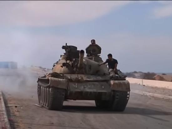 Война в Ливии приобретает серьезные масштабы: Египет направил войска