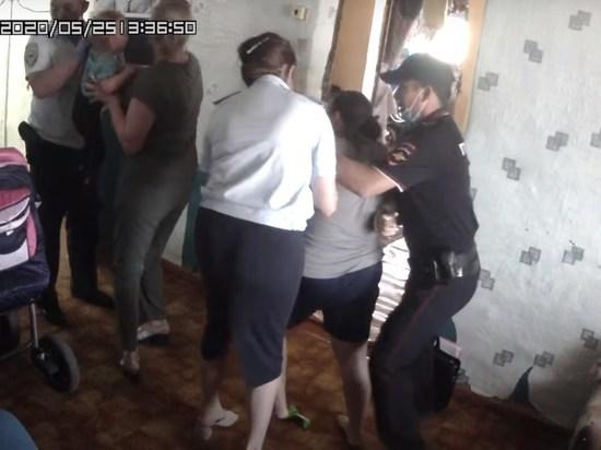 Резонансный скандал в поселке Тюльпанный