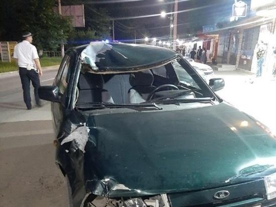 В Ростовской области пешеход погиб под колесами «ВАЗа»