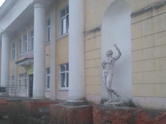 Петрозаводская «Девушка без весла» оказалась достойна статуса объекта культурного наследия. ФОТО