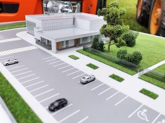 Работы на строительстве нового ФОКа с бассейном в Серпухове выполнены более, чем на половину