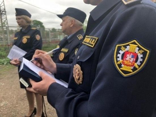 Внештатные инспектора Госадмтехнадзора в Серпухове признаны лучшими в области