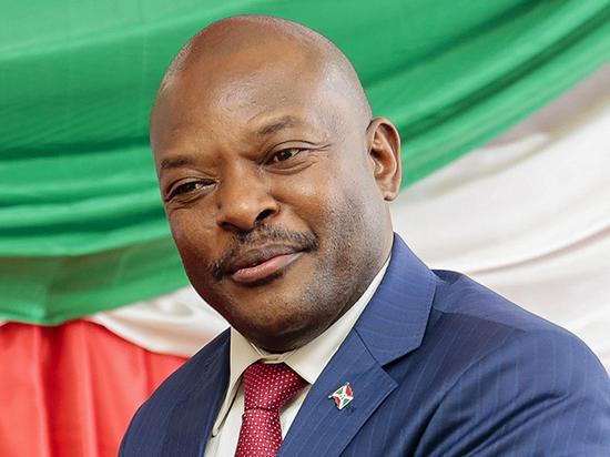 Пьер Нкурунзиза занимал пост главы африканского государства с 2005 года
