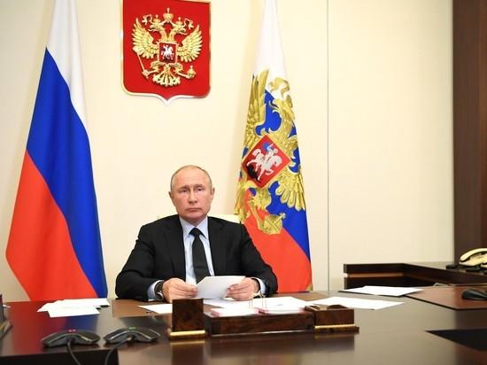 Путину рассказали: Россия продает больше компьютерных игр, чем рыбы