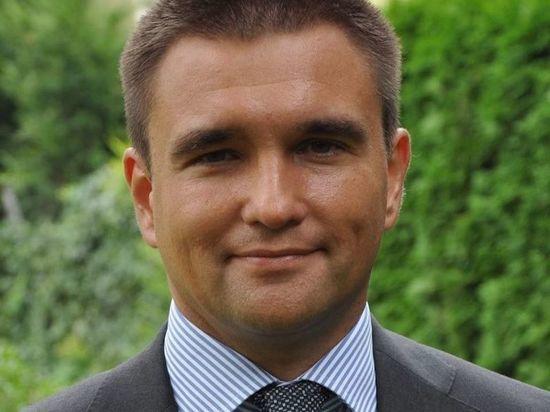 Климкин: Крым нельзя вернуть, можно только отобрать