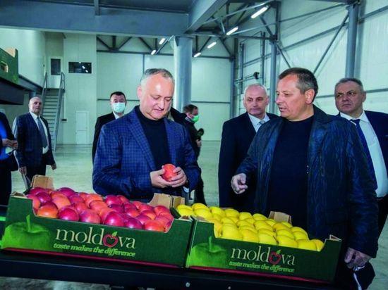 Президент Молдовы ставит задачу развивать регионы страны
