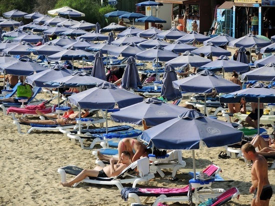 Турция откроет свои курорты для украинцев раньше, чем для россиян