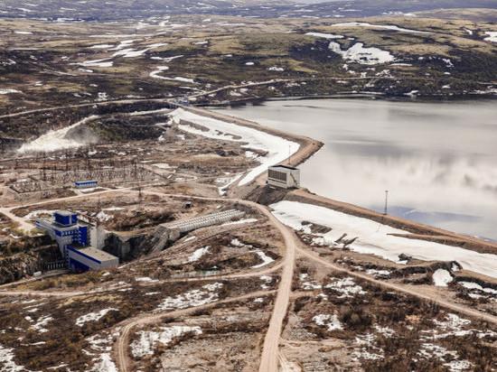 Паводок на Серевбрянских ГЭС на контроле у «Газпром энергохолдинг»
