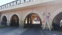 В Орле «на мосту глупости» появился знак «для оленей»