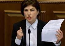 Генеральный прокурор Украины Ирина Венедиктова рассказала об оказании на нее давления со стороны экс-президента Петра Порошенко и его однопартийцев из «Европейской солидарности»
