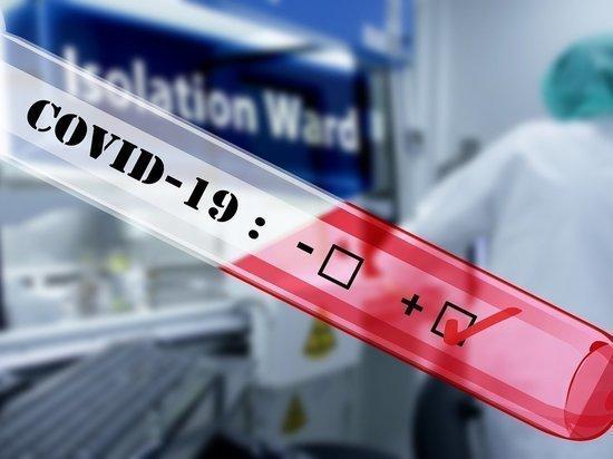 Антирекорд: за сутки в Бурятии прибавилось 90 заболевших COVID-19