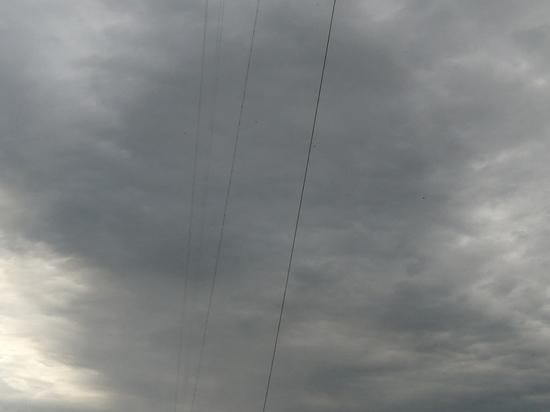 Оренбургская область снова находится во власти стихии