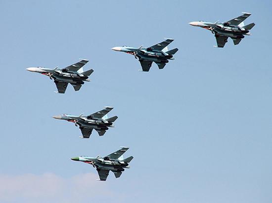 Над столицей Хакасии снова пролетит военная авиатехника