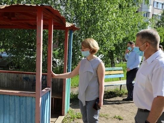 Дворам городского округа Серпухов уделят повышенное внимание